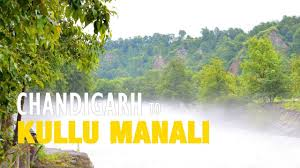 Chandigarh to Manali taxi service one way rates