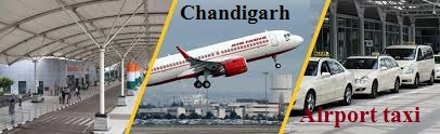 chandigarh airport taxi service